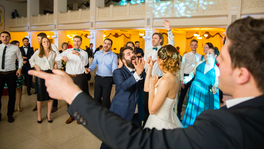 Portert de familie - fotojurnalism de nunta